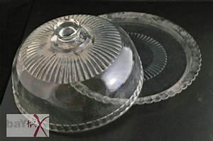Servierplatte Mit Deckel : kuchenplatte mit deckel glocke tortenplatte glas mit erh htem rand servierplatte ebay ~ Buech-reservation.com Haus und Dekorationen