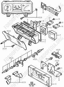 Ford Sierra Mki  1982-1986  Parts List  A5 30