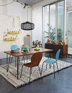 Tapis De Salle A Manger : comment choisir son tapis visitedeco ~ Preciouscoupons.com Idées de Décoration