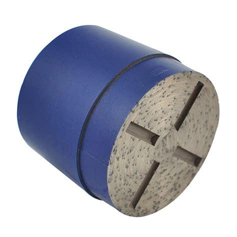 Solid Segment Diamond Grinding Plug Buy Solid Segment