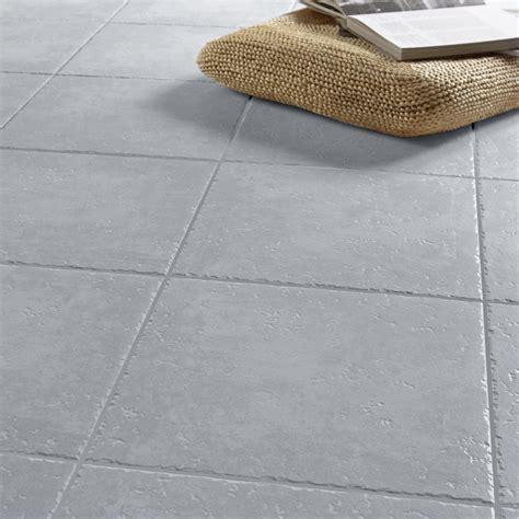 quincaillerie pour cuisine carrelage sol gris effet michigan l 34 x l 34 cm