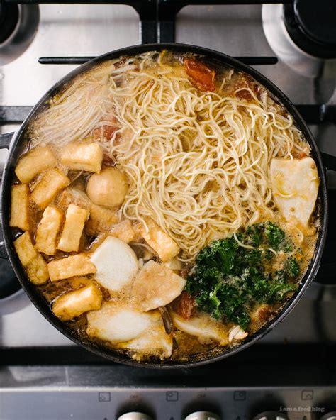 sweet  sour vietnamese hot pot recipe    food