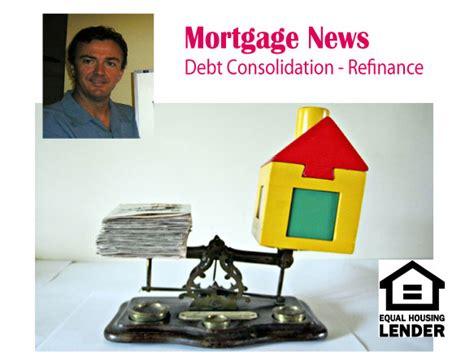 debt consolidation refinance
