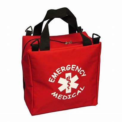 Emergency Kit Medical Supplies Aid Empty Market