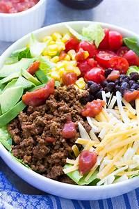 20 Minute Healthy Taco Salad  Healthy