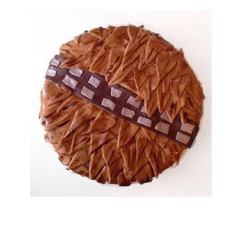 chewbacca birthday cake