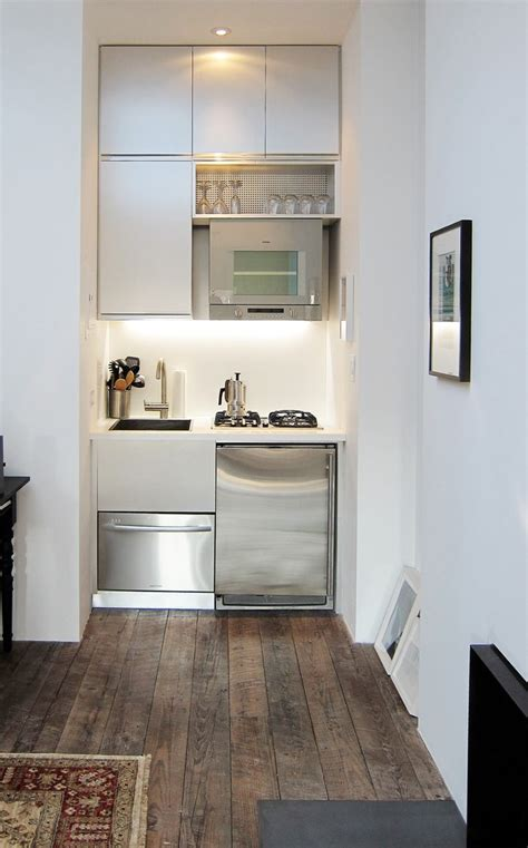 25mc2b2 Ein Multifunktionales City Apartment by Pretty Studio Apartment Images With Tiny Kitchen New York City