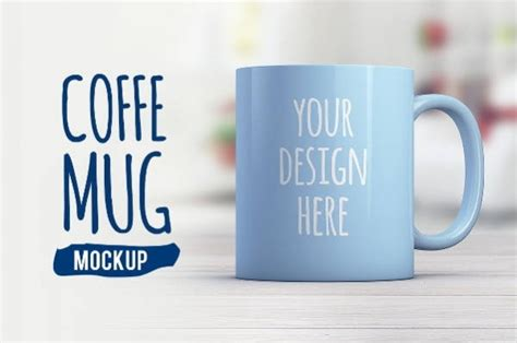 FREE 61+ PSD Coffee Cup Mockups in PSD | InDesign | AI