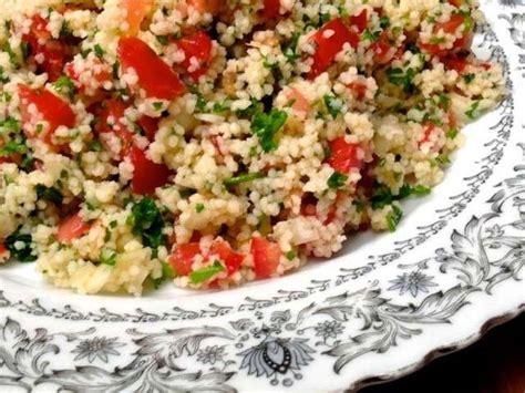 les meilleures recettes de couscous  salades
