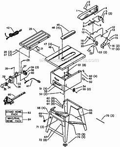 Delta 36-441 Parts List And Diagram