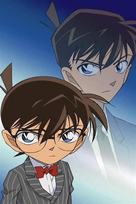 Detective Conanshinichi  Detective Conan Pinterest