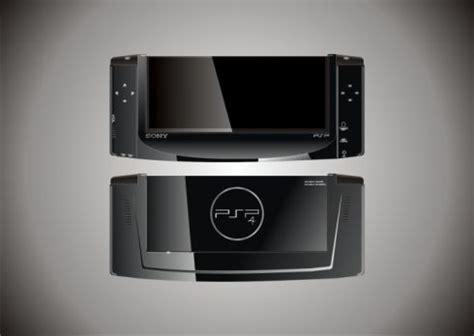Psp 4 Concept Looks Big, Advanced, Has Double Screen