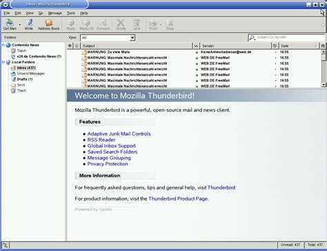 File:Mozilla thunderbird empty screenshot.png - Wikimedia ...