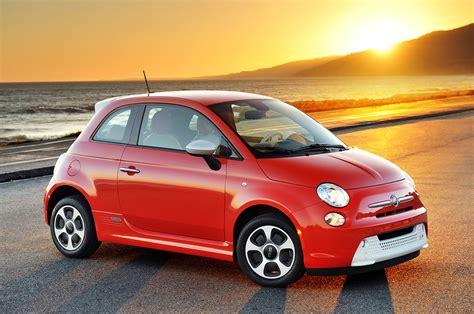 Electric Fiat by 2013 Fiat 500e Autoblog