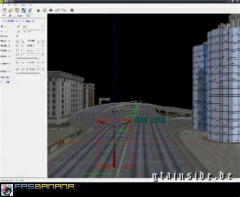 map editor grand theft auto san andreas modding tools