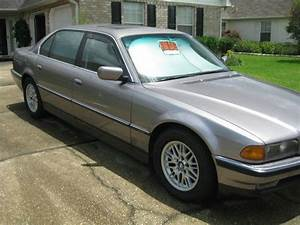 Purchase Used 1996 Bmw 740il Base Sedan 4