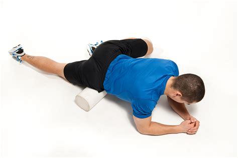 Hip Flexor Foam Roll Hamstrings Digestive Problems