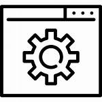 Software Icon Icons Technology