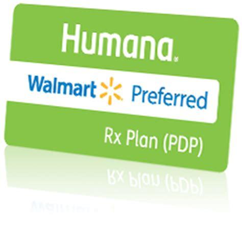 humana walmart pharmacy help desk humana walmart prescription rx plan part d medicare