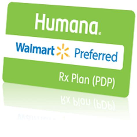 Humana is an insurance provider that offers a. Humana Walmart Prescription Rx Plan - Part D   Medicare Help Insurance