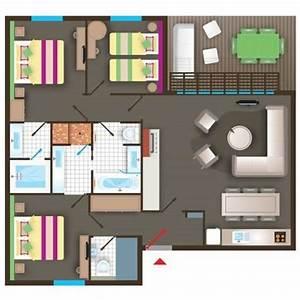 fr cottage vip bd450 de center parcs le bois aux daims With porte d entrée pvc avec haut parleur salle de bain bluetooth