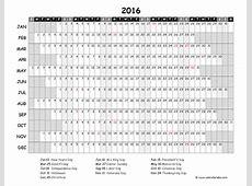 Excel Yearly Calendar calendar monthly printable
