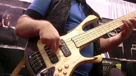 Tecamp Bass Jam At Namm 2014