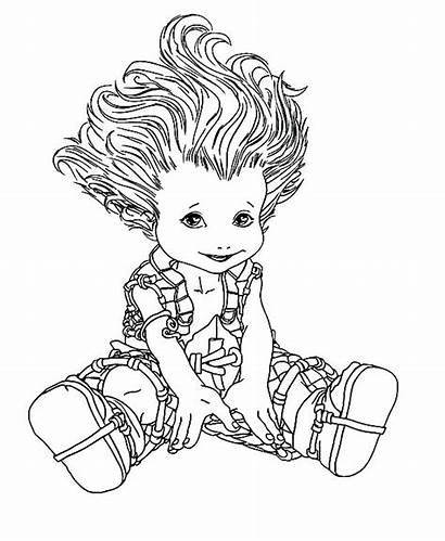 Fern Coloring Pages Arthur Getcolorings Ashe Printable