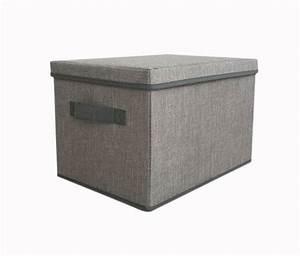 Aufbewahrungsbox Mit Deckel Stoff : hti line aufbewahrungsbox mit deckel paloma otto ~ Watch28wear.com Haus und Dekorationen