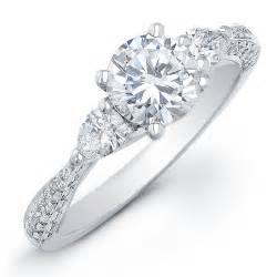 pics of wedding rings engagements rings infinity engagement ring