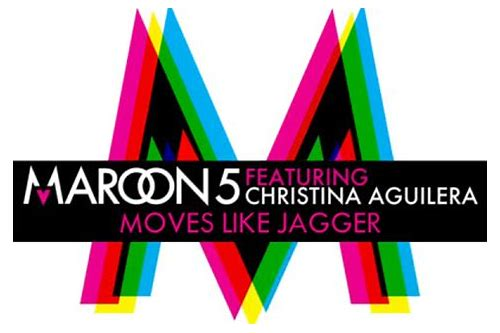 download maroon 5 moves like jagger mp3