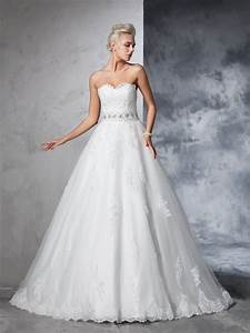 ball gown sweetheart applique sleeveless long net wedding With hebeos wedding dresses