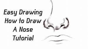 How To Draw A Nose Step By Step For Kids | www.imgkid.com ...