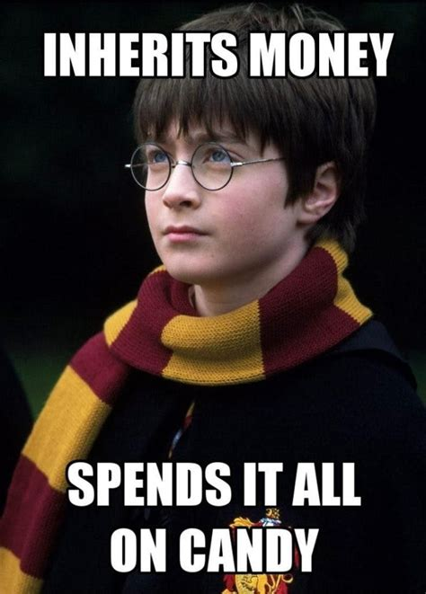 Harry Potter Meme Harry Potter Memes Only A True Potterhead Can Understand