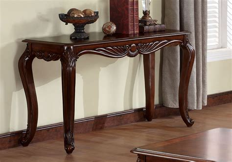 solid mahogany wood entry wall console sofa table birmingham hallway entryway console sofa table carved