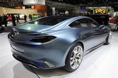 who makes mazda cars la 2010 mazda shinari concept makes north american debut