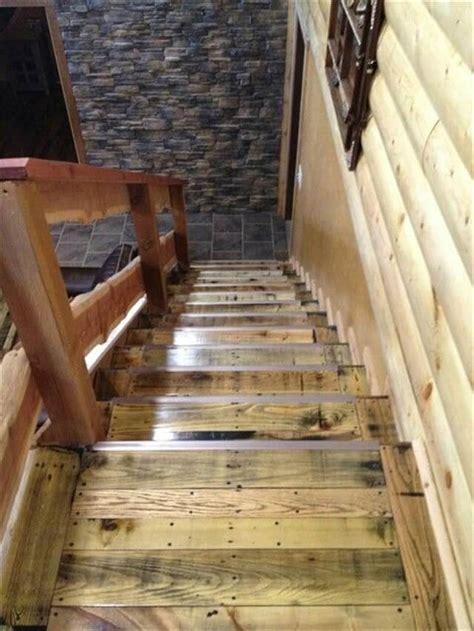 diy  pallet stairs ideas diy