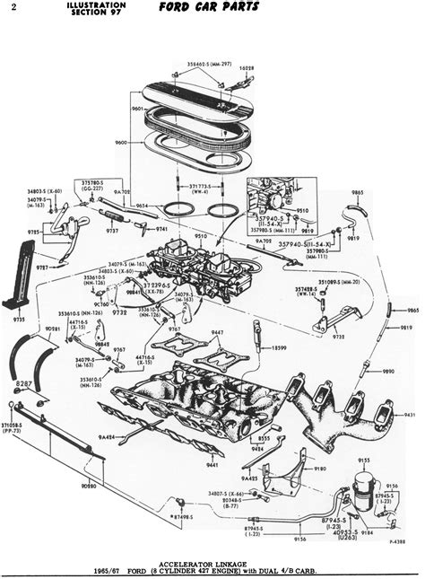 Ford Tech Carburetion Systems