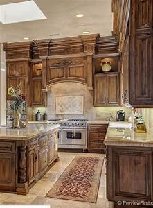 25 best ideas about tuscan kitchen design on pinterest With kitchen colors with white cabinets with las vegas wall art
