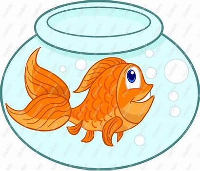 Fish Clipart Gold Goldfish Cartoon Clip Goldfisch