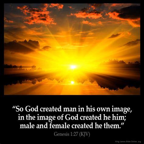 Genesis 127 Inspirational Image
