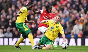 Stoke v NORWICH: Michael Turner misses out with Leon ...
