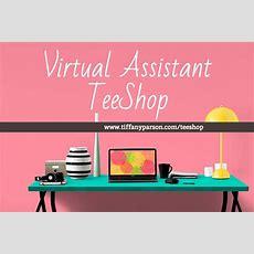 Virtual Assistant Teeshop Teespring