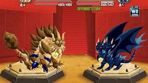 Dragon City: Halloween Island - BATTLE 7 [Pure Dark Dragon ...