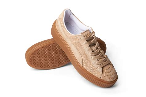 vachetta platform exotic sneakers puma women shoechapter