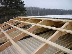 How to build tin can cabin for Building a tin roof