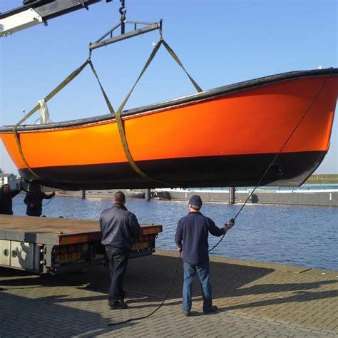 Reddingssloepen Te Koop Ijmuiden by Transport Lifeboatcompany Nl