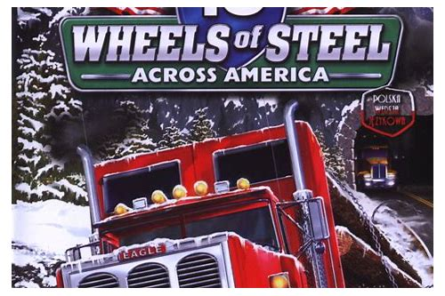 18 wheel steel across america download