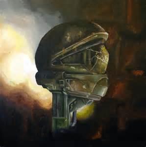 Halo ODST Helmet
