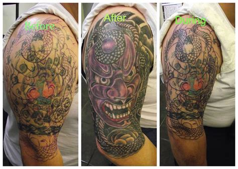 Japanese Cover Up Sleeve By Paul Butler